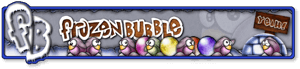 Frozen Buuble - Site