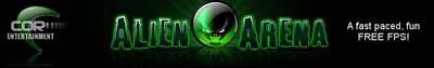 Alien Arena - Site
