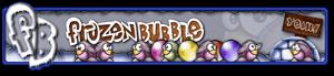 Frozen Buuble - Site